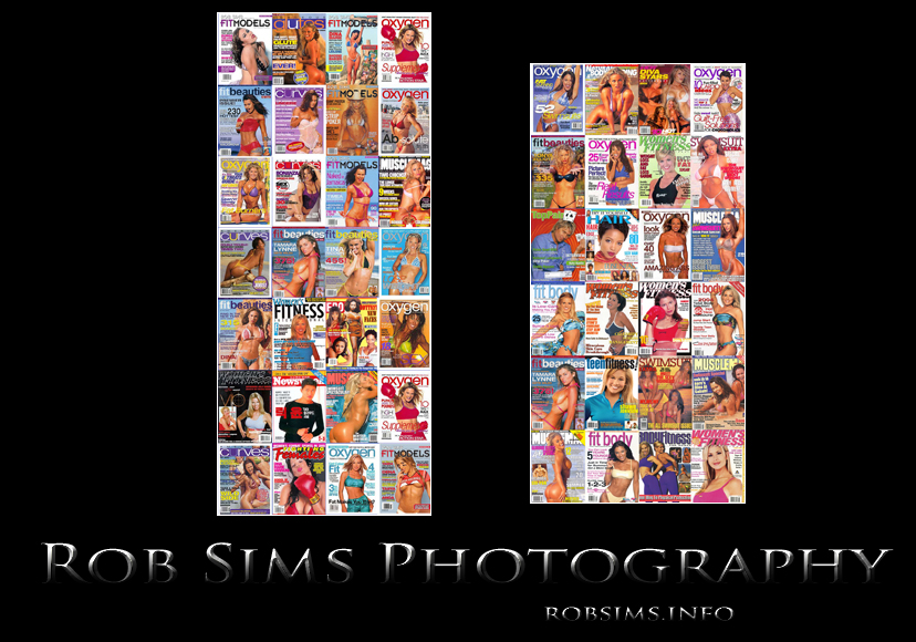 Rob Sims Photography Photographs-Pictures-Images of Rob Sims Studios Fitness Celebrity